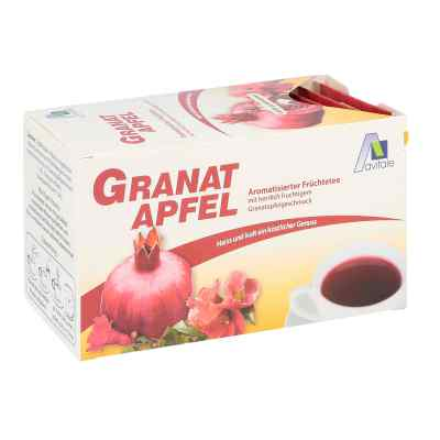 Granatapfel Tee Filterbeutel  bei apo-discounter.de bestellen