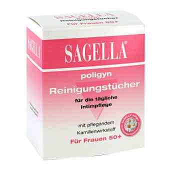 Sagella poligyn Reinigunstücher für die Intimpflege  bei apo-discounter.de bestellen