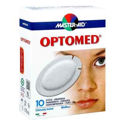 Optomed Augenkompresse selbstklebend steril  bei apo-discounter.de bestellen