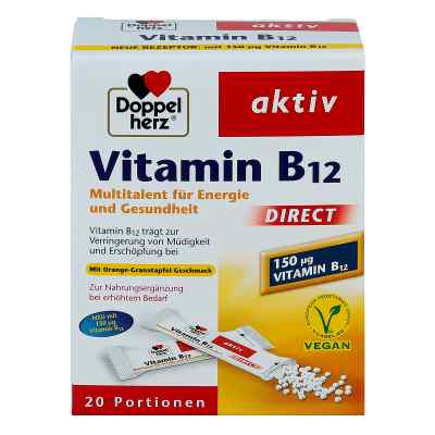 Doppelherz Vitamin B12 Direct Pellets  bei apo-discounter.de bestellen