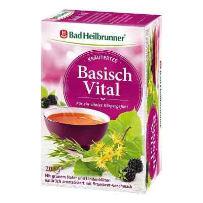 Bad Heilbrunner Kräutertee Basisch Vital  bei apo-discounter.de bestellen