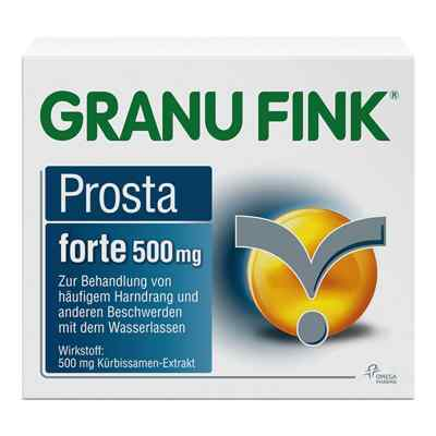 GRANU FINK Prosta forte 500mg  bei bioapotheke.de bestellen