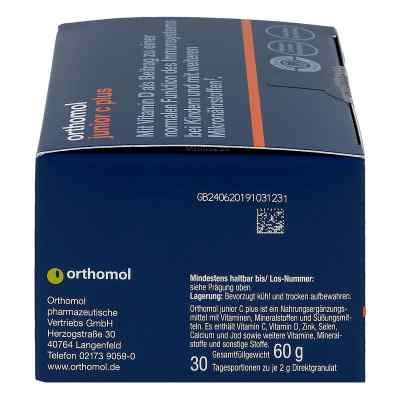Orthomol Junior C plus Granulat  bei apo-discounter.de bestellen