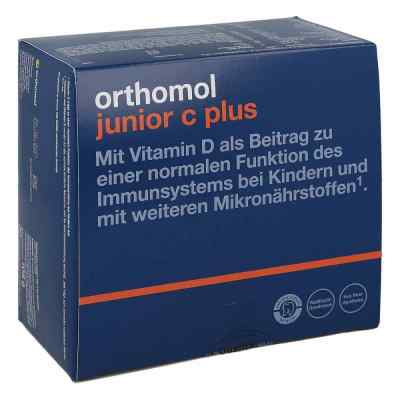 Orthomol Junior C plus Kautablette (n) waldfrucht