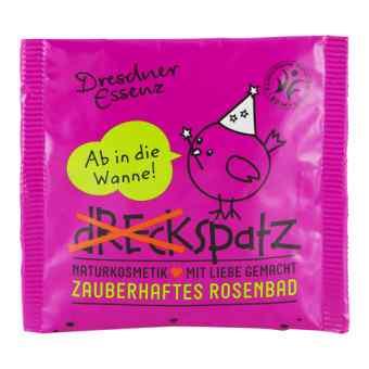 Dresdner Essenz Dreckspatz zauberhaftes Rosenbad