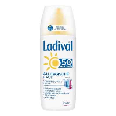 Ladival allergische Haut Spray Lsf 50+ bei apo-discounter.de bestellen