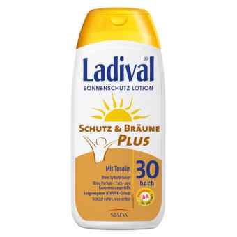 Ladival Schutz&bräune Plus Lotion Lsf 30 bei apo-discounter.de bestellen