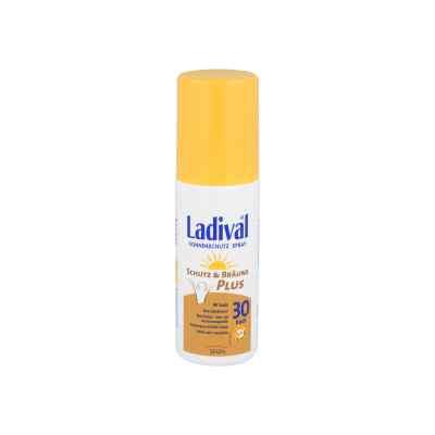 Ladival Schutz&bräune Plus Spray Lsf 30  bei apo-discounter.de bestellen