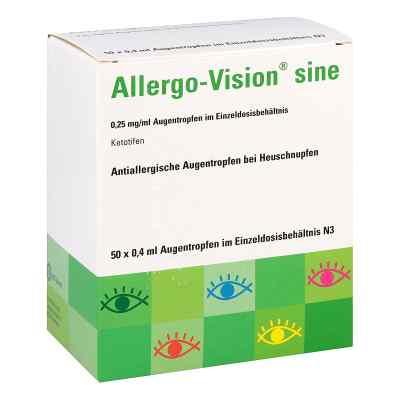 Allergo-Vision sine 0,25mg/ml Augentropfen  bei apo-discounter.de bestellen