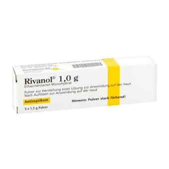 Rivanol 1,0g  bei apo-discounter.de bestellen