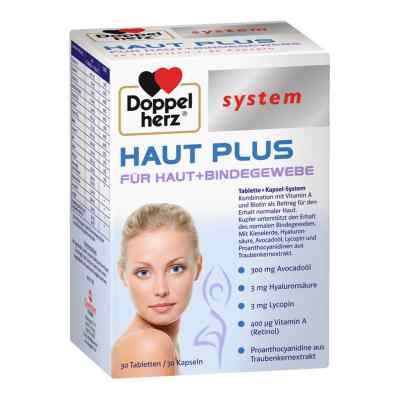 Doppelherz Haut Plus system Tabletten+kapseln  bei apo-discounter.de bestellen