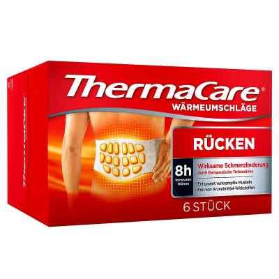 Thermacare Rückenumschläge S-xl zur, zum Schmerzlind.