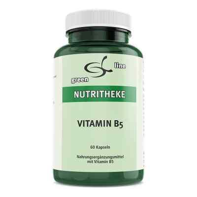 Nutritheke Green Line Vitamin B5 Kapseln  bei apo-discounter.de bestellen