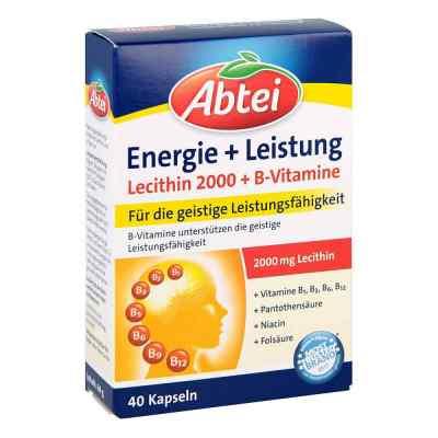 Abtei Lecithin 2000 Plus B-vitamine Kapseln  bei apo-discounter.de bestellen