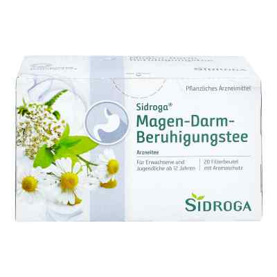 Sidroga Magen-darm-beruhigungstee Filterbeutel  bei apo-discounter.de bestellen