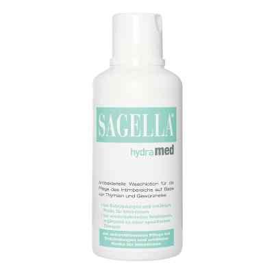 Sagella hydramed Intimwaschlotion  bei apo-discounter.de bestellen
