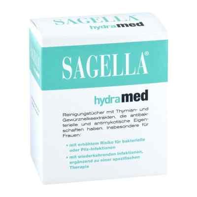 Sagella hydramed Intimwaschlotion Tücher  bei apo-discounter.de bestellen