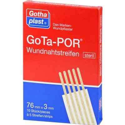 Gota-por Wundnahtstreifen 3x76 mm  bei apo-discounter.de bestellen