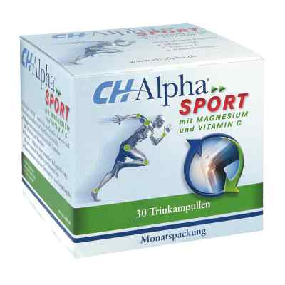 Ch Alpha Sport Trinkampullen  bei apo-discounter.de bestellen