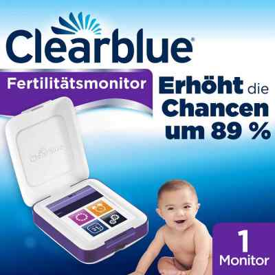 Clearblue Advanced Fertilitätsmonitor  bei apo-discounter.de bestellen