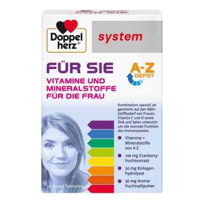 Doppelherz Für Sie system Tabletten  bei apo-discounter.de bestellen