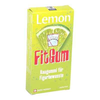 Lemon Fitgum L-carnitin Kaugummi  bei apo-discounter.de bestellen