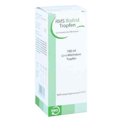 Rms Biofrid Milchsäure rechtsdrehend Tropfen  bei apo-discounter.de bestellen