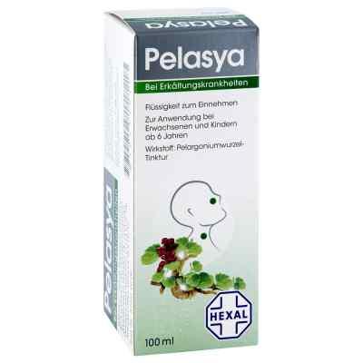 Pelasya bei Erkältungskrankeiten Lösung zur, zum einnehmen