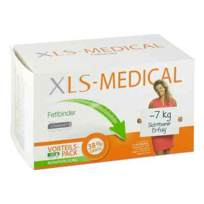 Xls Medical Fettbinder Tabletten Vorteilspack