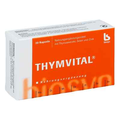 Thymvital Kapseln  bei apo-discounter.de bestellen