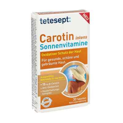 Tetesept Carotin intens Sonnenvitamine Filmtabletten   bei apo-discounter.de bestellen