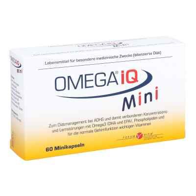 Omega Iq Mini Kapseln  bei apo-discounter.de bestellen