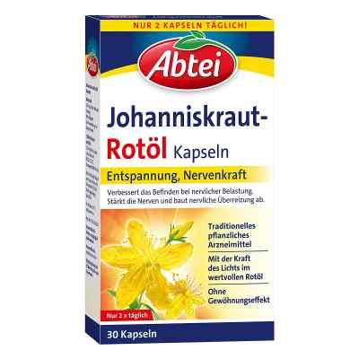 Abtei Johanniskraut Rotöl Kapseln  bei apo-discounter.de bestellen