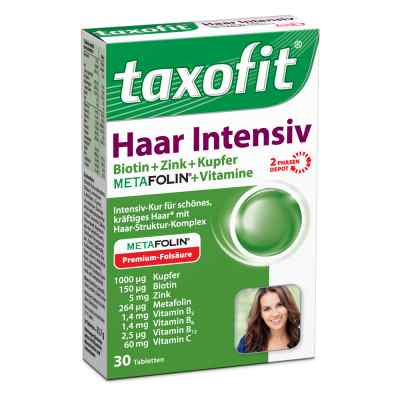 Taxofit Haar Intensiv Chrono Depot Tabletten