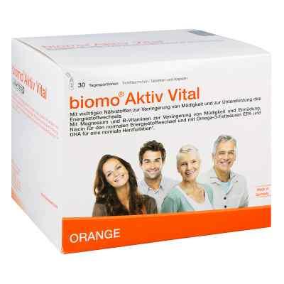 Biomo Aktiv Vital Trinkflaschen 30 Tagesportionen  bei apo-discounter.de bestellen
