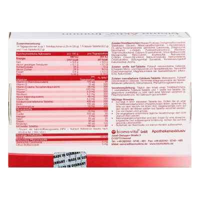 Biomo Aktiv Immun Trinkflasche +tab. 14-tages-kombi  bei apo-discounter.de bestellen