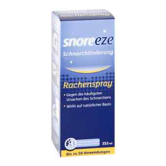 Snoreeze Schnarchlinderung Rachenspray  bei apo-discounter.de bestellen