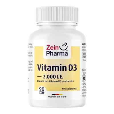 Vitamin D3 2.000 I.e. Kapseln  bei apo-discounter.de bestellen
