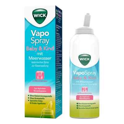 Wick Vapospray zur Nasenspülung für Kinder  bei apo-discounter.de bestellen