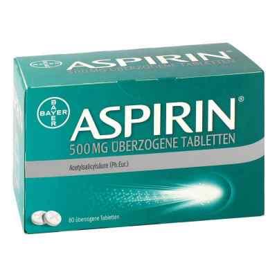 Aspirin 500mg  bei bioapotheke.de bestellen