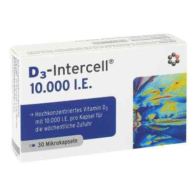D3-intercell 10000 I.e. Kapseln  bei apo-discounter.de bestellen
