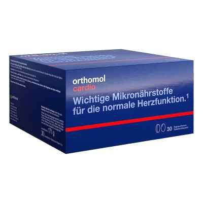 Orthomol Cardio Tabletten + Kapseln