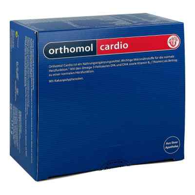 Orthomol Cardio Tabletten + Kapseln  bei apo-discounter.de bestellen
