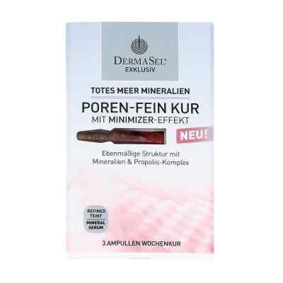 Dermasel Ampullen-kur Poren-fein Exklusiv  bei apo-discounter.de bestellen