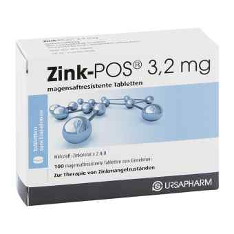 Zink-POS 3,2mg  bei apo-discounter.de bestellen
