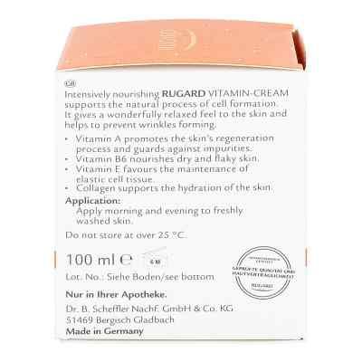 Rugard Vitamin Creme Gesichtspflege  bei apo-discounter.de bestellen