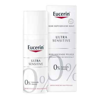 Eucerin Ultrasensitive für normale bis Mischhaut  bei apo-discounter.de bestellen