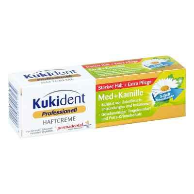 Kukident Haftcreme Med + Kamille  bei apo-discounter.de bestellen