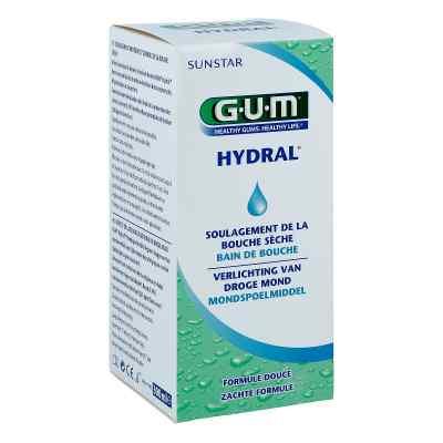 Gum Hydral Mundspülung  bei apo-discounter.de bestellen