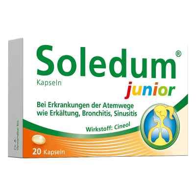 Soledum Kapseln junior 100mg  bei apo-discounter.de bestellen